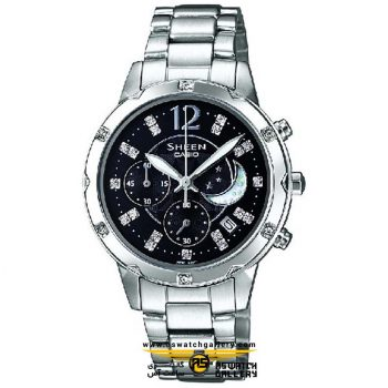 ساعت مچی کاسیو مدل she-5017d-2adf