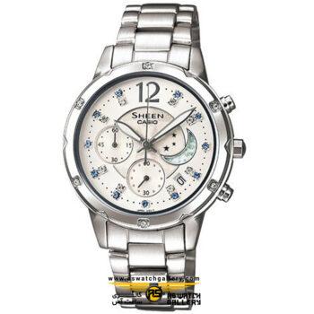 ساعت مچی کاسی مدل she-5017d-7adf