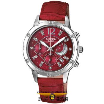 ساعت مچی کاسیو مدل she-5017l-4adf