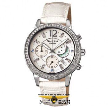 ساعت مچی کاسیو مدل she-5018lp-7adr