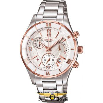 ساعت مچی کاسیو مدل she-5517sg-7adr
