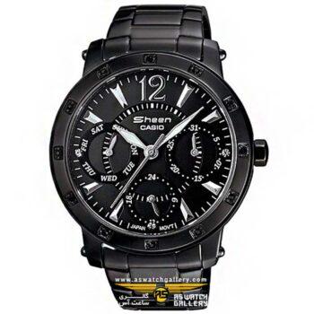 ساعت مچی کاسیو مدل shn-3012bd-1adr