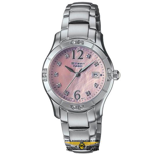 ساعت مچی کاسیو مدل shn-4019dp-4adr