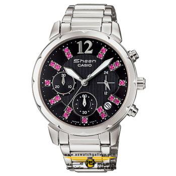 ساعت مچی کاسیو مدل shn-5012d-1adr