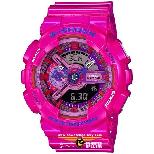 ساعت مچی کاسیو مدل ga-110mc-4adr