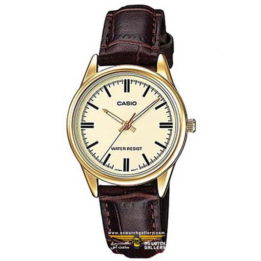 ساعت کاسیو مدل LTP-V005GL-9AUDF