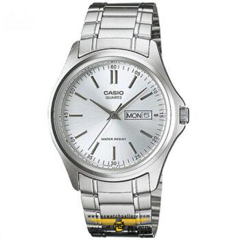 ساعت مچی مردانه casio مدل mtp-1239d-7adf