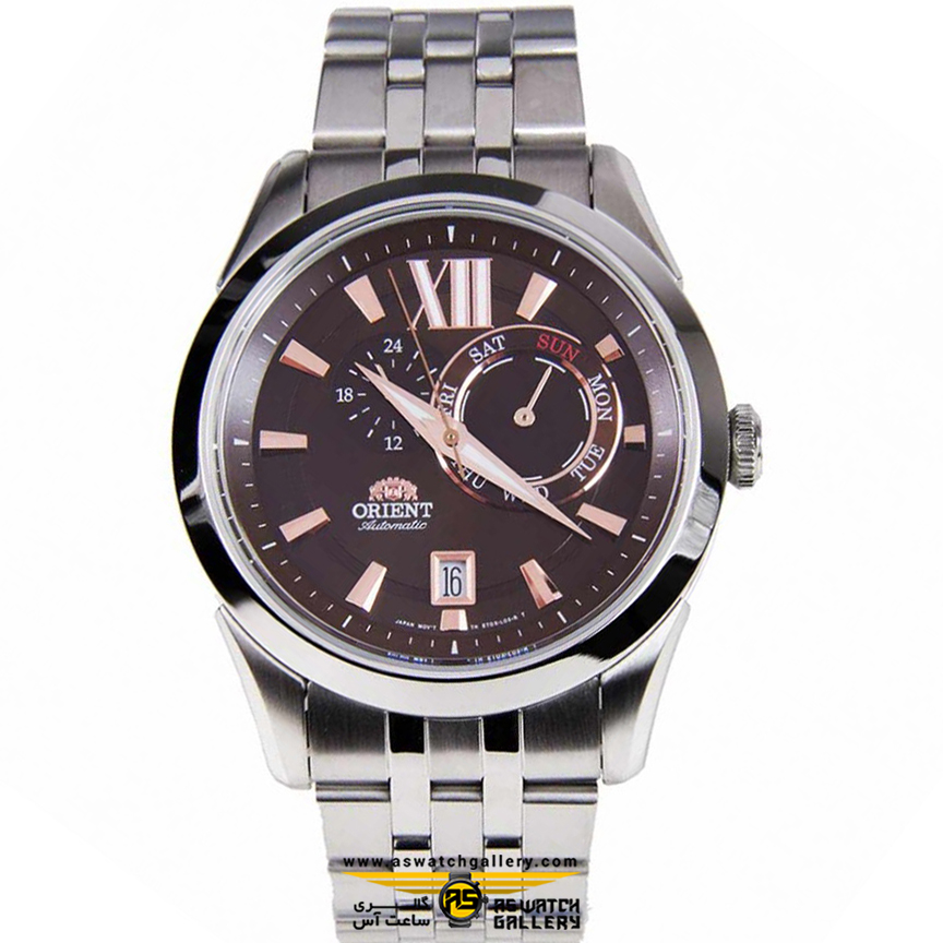 ساعت اورینت مدل SET0X003T0