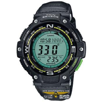 ساعت کاسیو مدل SGW-100B-3A2DR