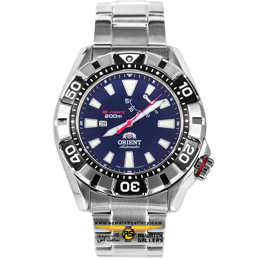 ساعت مچی اورینت مدل SEL03001D0