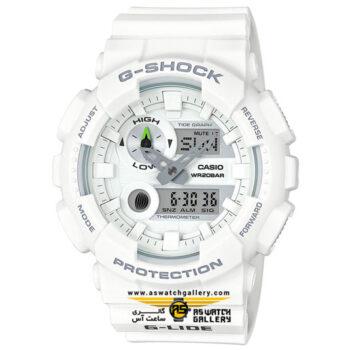 ساعت مچی کاسیو مدل gax-100a-7adr
