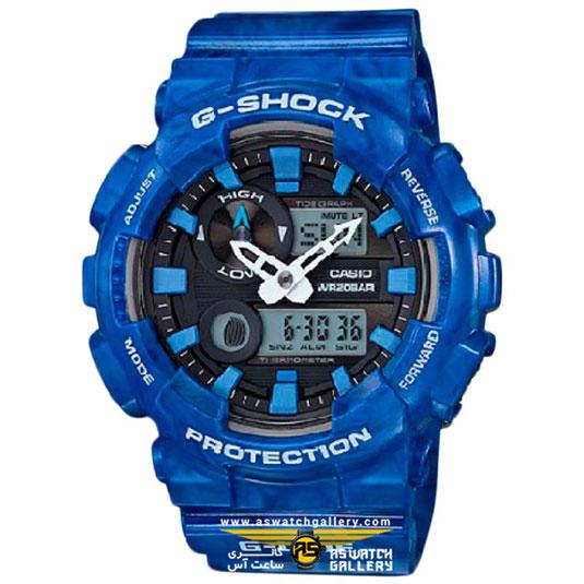 ساعت کاسیو مدل gax-100ma-2adr