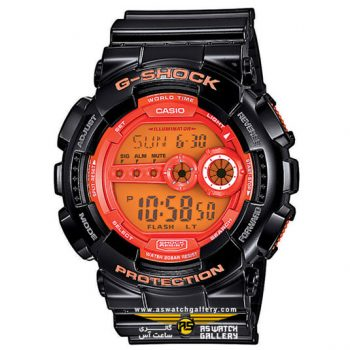 ساعت مچی کاسیو مدل gd-100hc-1dr