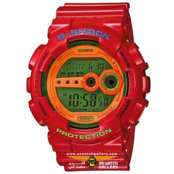 ساعت مچی کاسیو مدل gd-100hc-4dr