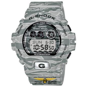 ساعت مچی کاسیو مدل gd-x6900tc-8dr