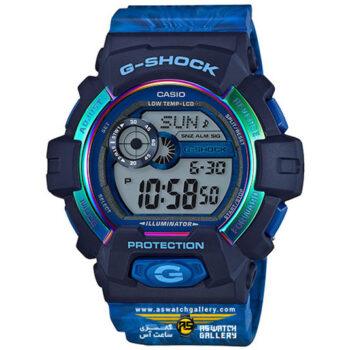 ساعت مچی کاسیو مدل gls-8900ar-2dr