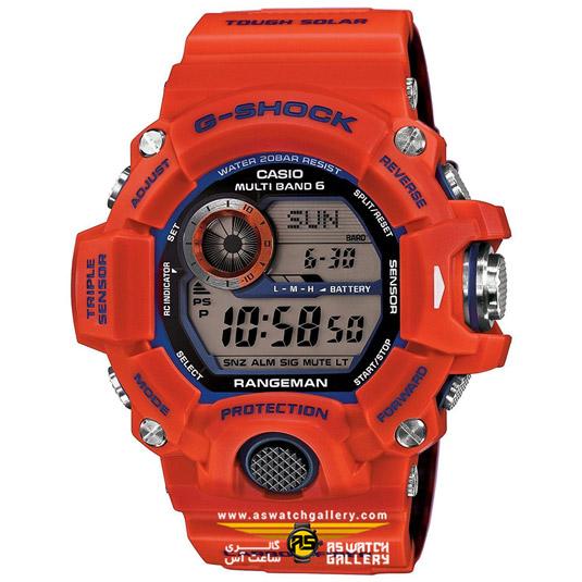ساعت مچی کاسیو مدل gw-9400fbj-4jr