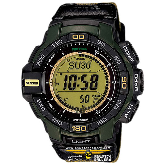 ساعت کاسیو مدل prg-270b-3dr