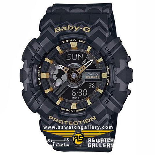 ساعت مچی کاسیو مدل ba-110tp-1adr