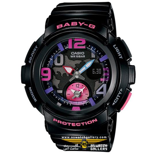 ساعت کاسیو مدل bga-190-1bdr