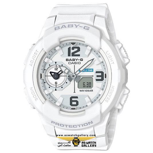 ساعت مچی کاسیو مدل bga-230-7bdr