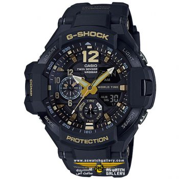 ساعت کاسیو مدل ga-1100gb-1adr
