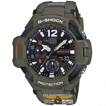 ساعت کاسیو مدل ga-1100kh-3adr