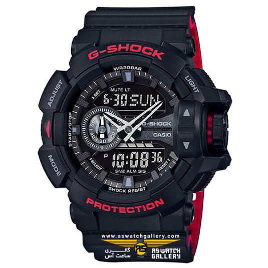 ساعت مچی کاسیو مدل ga-400hr-1adr