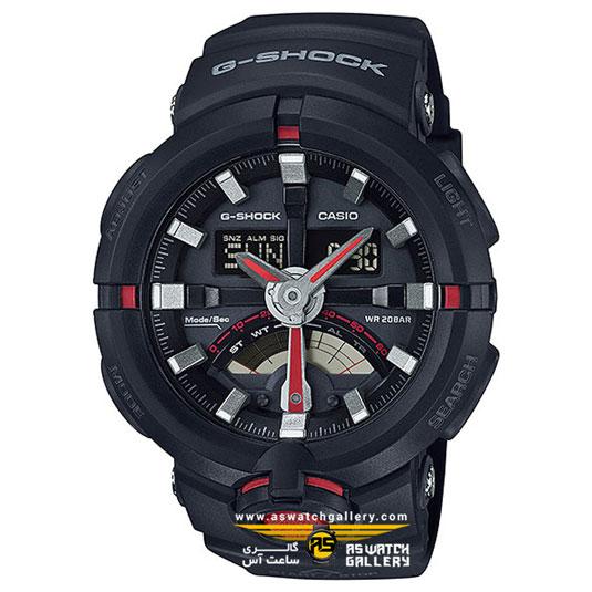ساعت مچی کاسیو مدل ga-500-1a4dr