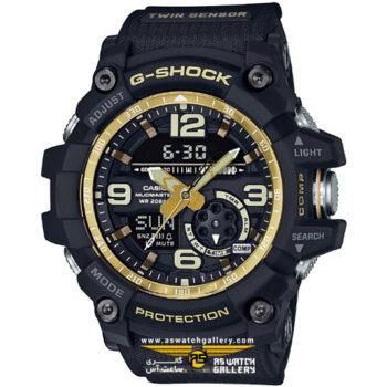 ساعت مچی کاسیو مدل gg-1000gb-1adr