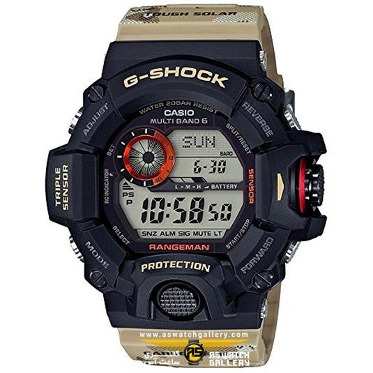 ساعت مچی کاسیو مدل gw-9400dcj-1adr
