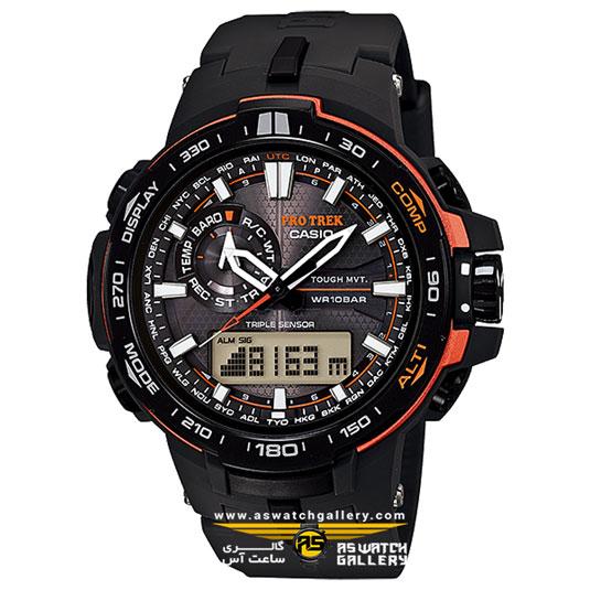 ساعت مچی کاسیو مدل prw-6000y-1dr