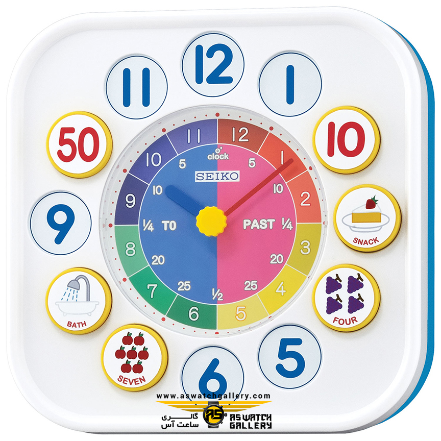 ساعت دیواری سیکو مدل qha004p