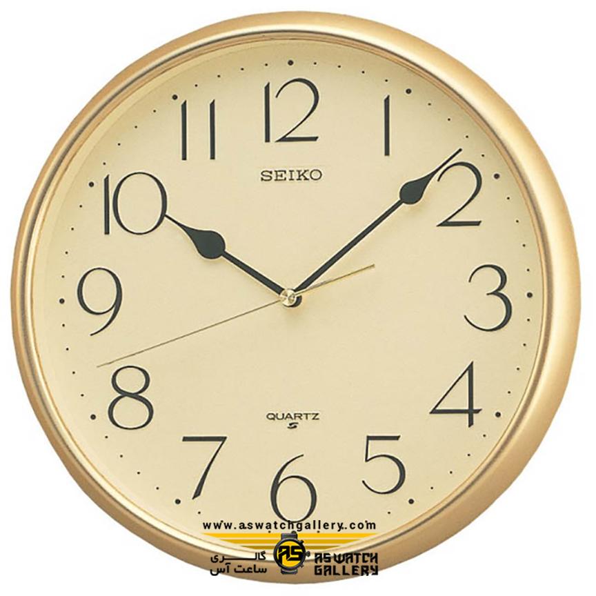 ساعت دیواری سیکو مدل qxa001gr