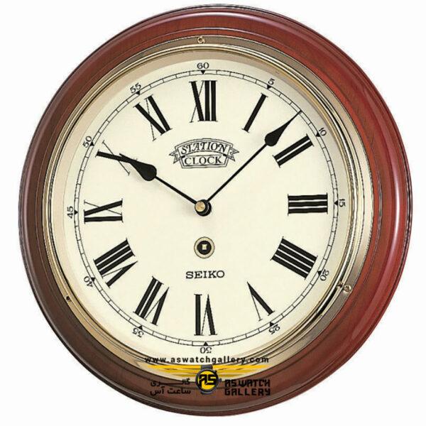 ساعت دیواری seiko مدل qxa143b