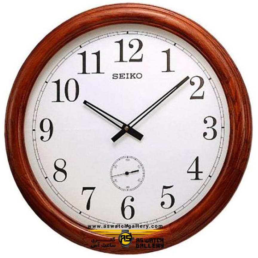 ساعت دیواری seiko مدل qxa155b