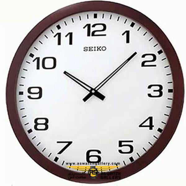 ساعت دیواری seiko مدل qxa413b
