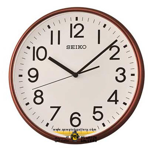 ساعت دیواری سیکو مدل qxa677b