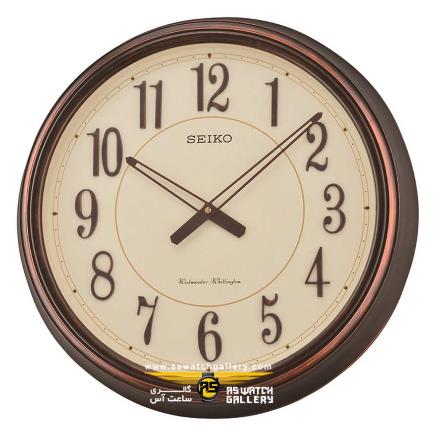 ساعت دیواری seiko مدل qxd212b