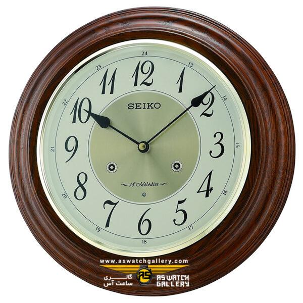 ساعت دیواری سیکو مدل qxm283b