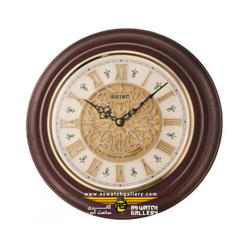 ساعت دیواری سیکو مدل qxm342b