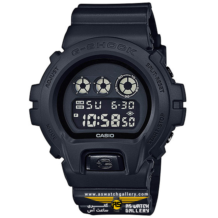 ساعت مچی کاسیو مدل dw-6900bb-1dr