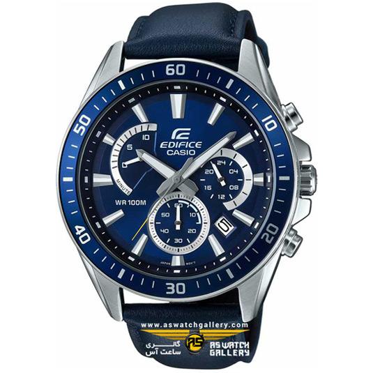 ساعت مچی کاسیو مدل efr-552l-2avudf