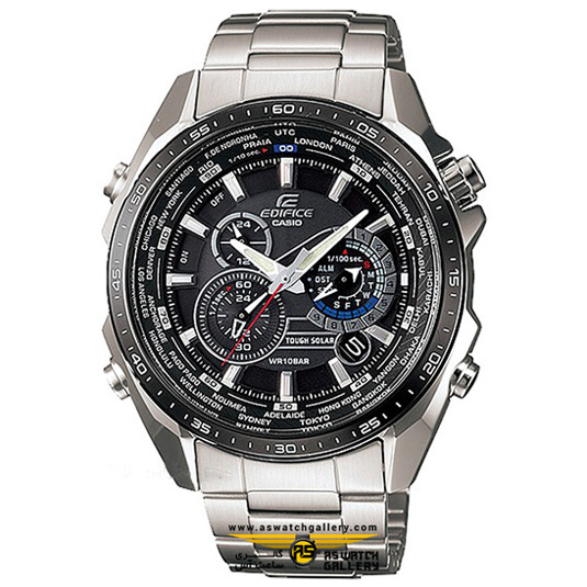 ساعت مچی کاسیو مدل eqs-500db-1a1dr