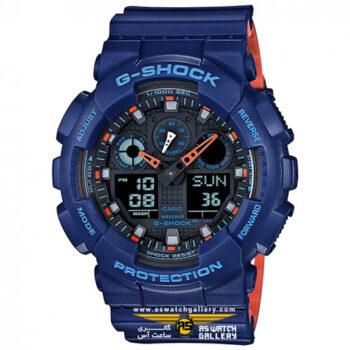 ساعت مچی کاسیو مدل ga-100l-2adr