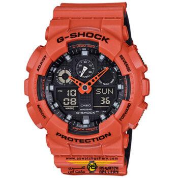 ساعت کاسیو مدل ga-100l-4adr