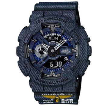 ساعت مچی کاسیو مدل ga-110dc-1adr