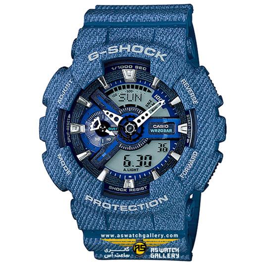 ساعت کاسیو مدل ga-110dc-2adr
