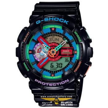 ساعت مچی کاسیو مدل ga-110mc-1adr