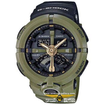ساعت مچی کاسیو مدل ga-500p-3adr